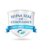HIPAA Seal of Compliance - Compliancy Group Seal