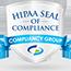 HIPAA Seal of Compliance - Compliancy Group