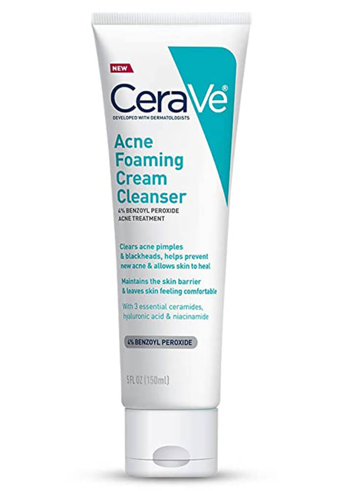 Cerave Acne Foaming Cleanser
