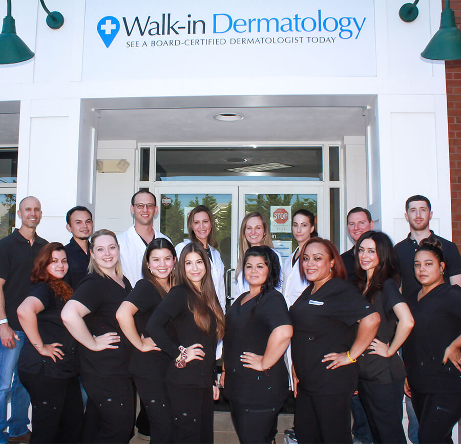 Walk-in Dermatology Team