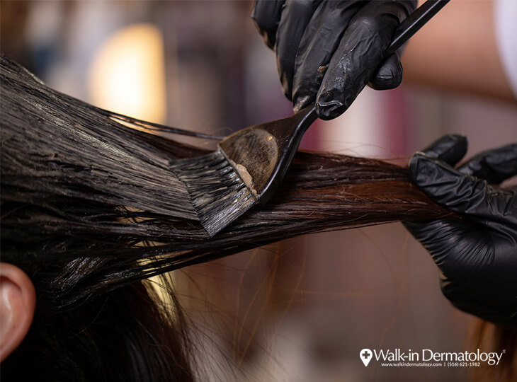 Will Hair Dye Cause Hair Loss