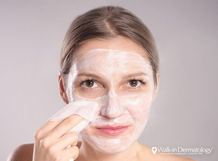 What Happens if I Over-exfoliate? | Walk-in Dermatology